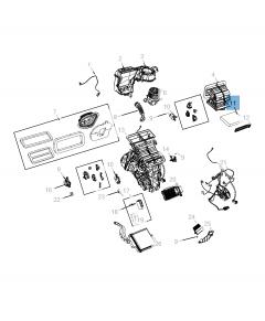 Innenraumluftfilter für Jeep Compass