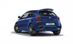 Heckschürze für Alfa Romeo Mito