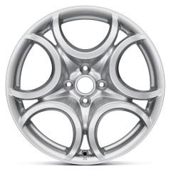 Leichtmetallfelge 7J x 17'' H2 ET39 für Alfa Romeo Mito