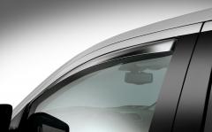 Windabweiser vorn für Fenster für Fiat Freemont