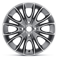 Leichtmetallfelge 6J x 15'' H2 ET43 für Fiat und Fiat Professional