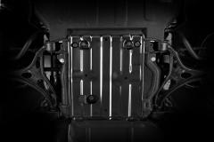 Unterbodenschutz für die Vorderachse für Jeep Grand Cherokee