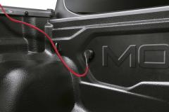 12V-Stromabgriff für Pritschenverkleidung