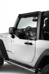 Halbe Fronttüren für Jeep JK Wrangler