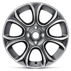 Leichtmetallfelge 6J x 16'' ET45 für Fiat und Fiat Professional