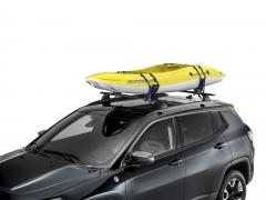 Kayakträger für das Dach für Jeep Wrangler