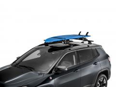 Surf- und Paddelbretthalterung