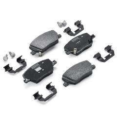 Bremsbelag hintere Scheibenbremse (Set 4 Stk.) für Fiat