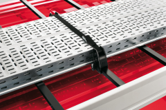 Ladungssicherungsblöcke für Dachgepäckträger für Fiat und Fiat Professional
