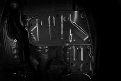 Unterbodenschutz für Verteiler für Jeep Grand Cherokee