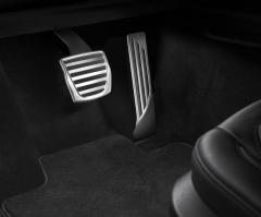 Set Sportpedale für Automatikgetriebe