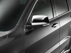 Verchromte Spiegelkappen für Jeep Grand Cherokee