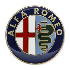 Alfa Romeo-Emblem Hecktür für Alfa Romeo