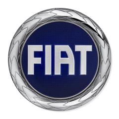 Fiat-Emblem Frontgrill für Fiat Professional Scudo