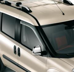 Windabweiser für die vorderen Fenster für Fiat und Fiat Professional Doblo