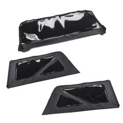 Heckfenster-Set für Soft Top-Version mit 2 Türen
