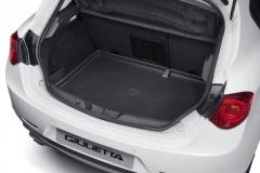 Schutzwanne für den Kofferraum für Alfa Romeo Giulietta