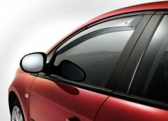 Windabweiser vorn für Fenster für Fiat Bravo