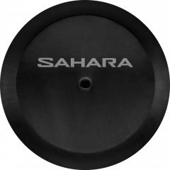 Reserveradabdeckung Sahara-Logo