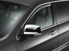 Getönte Windabweiser für die vorderen Fenster für Jeep Grand Cherokee