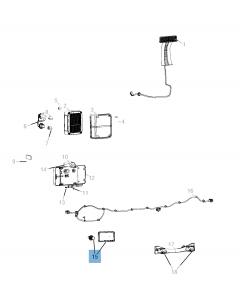 Nebelscheinwerfer für Jeep Wrangler