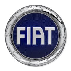 Fiat-Emblem vorne für Fiat und Fiat Professional