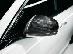 Außenspiegelkappen aus Carbonfasern für Alfa Romeo Giulietta