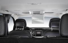 DVD-System im Dachhimmel für Fiat Freemont