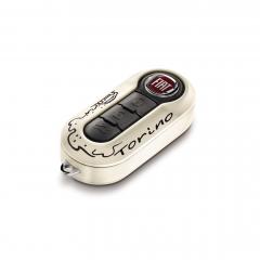 Set Turin-Schlüsselcover für Fiat und Fiat Professional 500