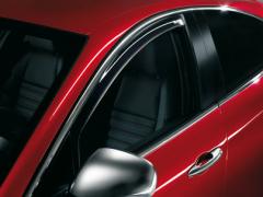 Windabweiser vorn für Fenster für Alfa Romeo Giulietta