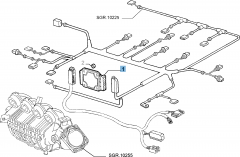 Einspritzsteuergerät für Fiat Coupé Restyling '96 (1996-2000)
