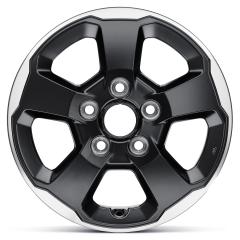 Leichtmetallfelge 6J x 15'' für Fiat Professional Ducato